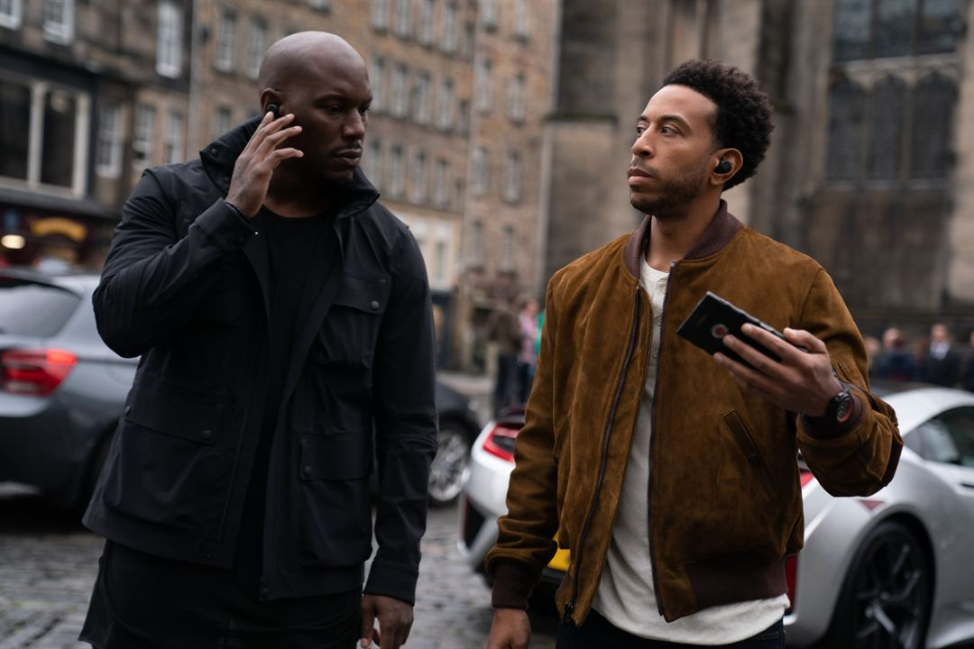 Velozes & Furiosos 9: Tyrese Gibson,  Ludacris