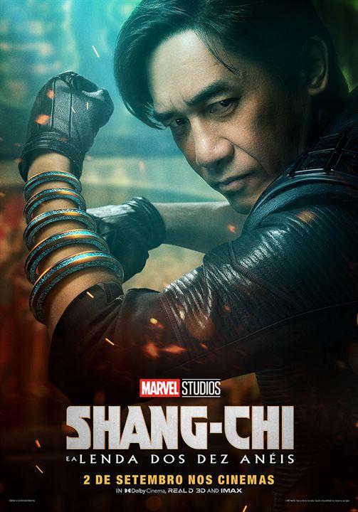 Shang-Chi e a Lenda dos Dez Anéis poster - Foto 17 - AdoroCinema