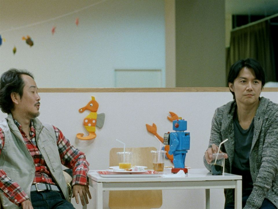 Pais & Filhos : Foto Lily Franky, Masaharu Fukuyama