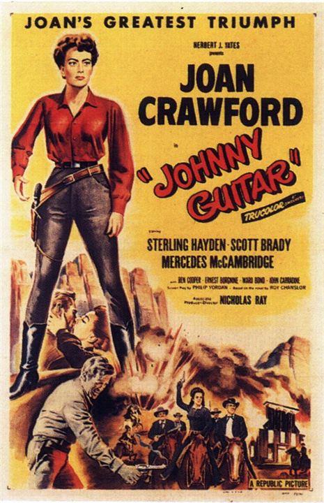 Johnny Guitar poster - Poster 1 - AdoroCinema