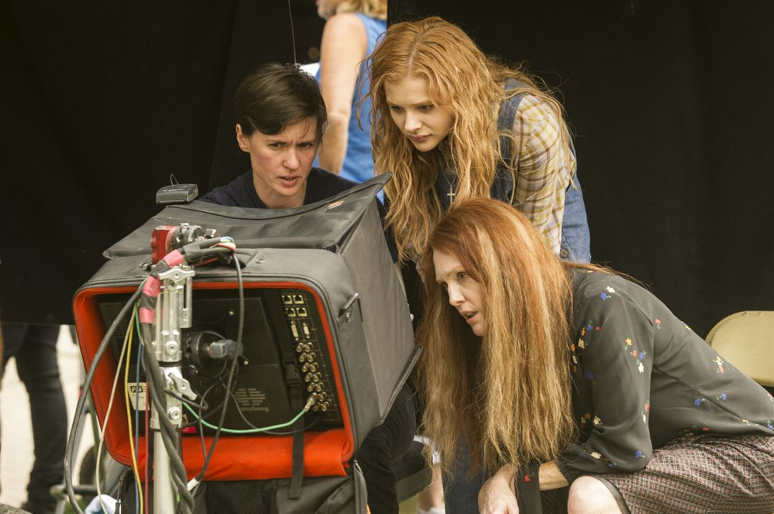 Carrie - A Estranha : Foto Chloë Grace Moretz, Julianne Moore, Kimberly Peirce