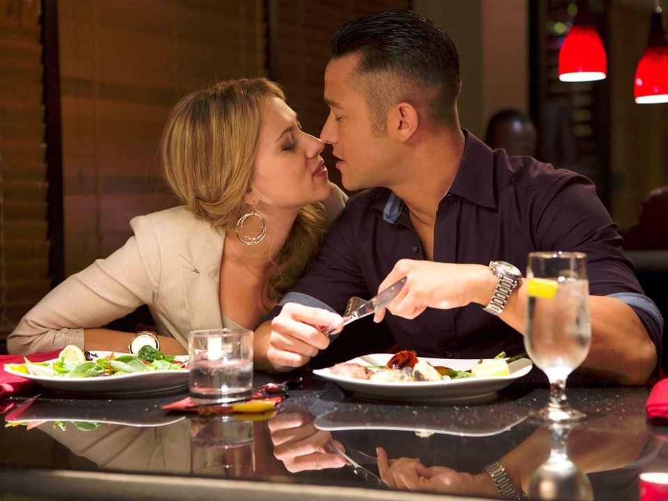 Como Não Perder Essa Mulher: Scarlett Johansson, Joseph Gordon-Levitt