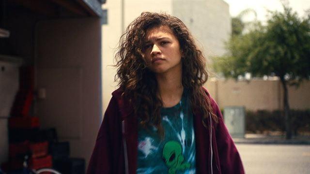Emmy 2020: Zendaya surpreende e vence Melhor Atriz em Série de Drama por  Euphoria - Notícias de séries - AdoroCinema