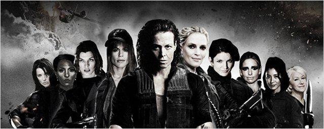 Enquete da Semana: Quais atrizes devem estrelar a versão feminina de Os Mercenários?