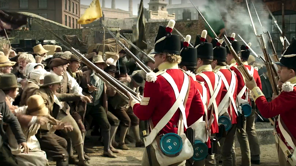Peterloo - Filme 2018 - AdoroCinema